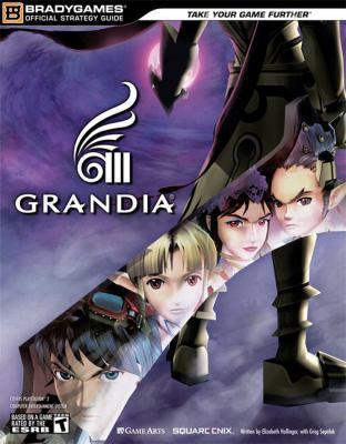 Grandia III 9780744007015