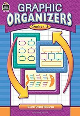 Graphic Organizers, Grades 4-8 9780743932080