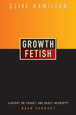 Growth Fetish 9780745322506