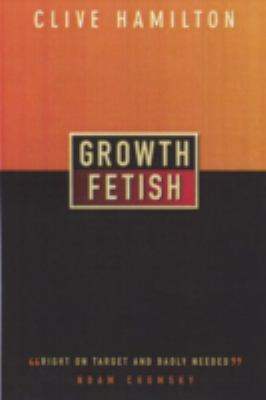 Growth Fetish 9780745322513