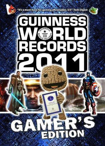 Guinness World Records Gamers Edition 9780744012613