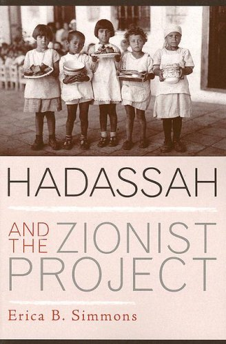 Hadassah and the Zionist Project 9780742549388