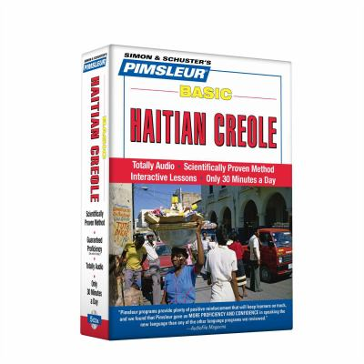 Basic Haitian Creole [With CD Case] 9780743572408