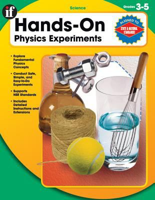 Hands-On Physics Experiments 9780742427495