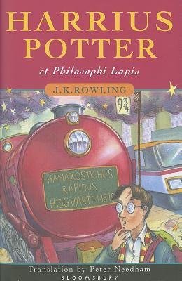Harrius Potter Et Philosophie Lapis