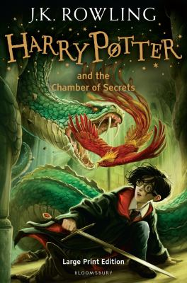 Harry Potter and the Chamber of Secrets 9780747560722