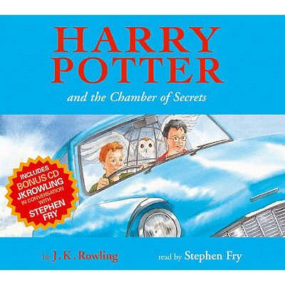 stephen fry harry potter audio books