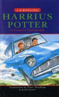 Harry Potter and the Chamber of Secrets: Harrius Potter Et Camera Secretorum 9780747588771