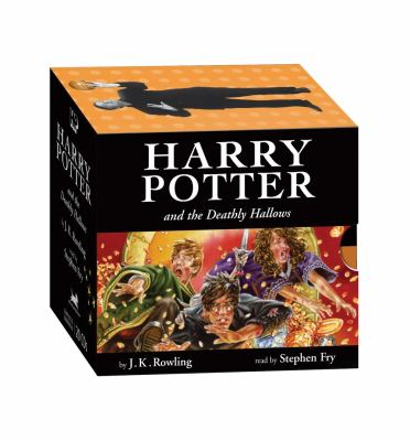 Harry Potter and the Deathly Hallows 9780747591115