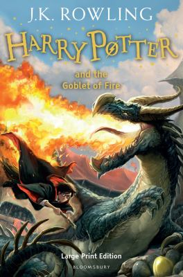 Harry Potter and the Goblet of Fire 9780747560821