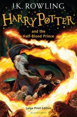 Harry Potter and the Half-Blood Prince 9780747581529