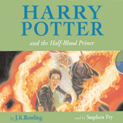 Harry Potter and the Half-Blood Prince 9780747582595