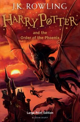 Harry Potter and the Order of the Phoenix 9780747569602
