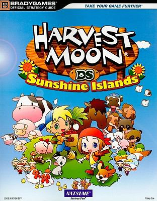 Harvest Moon Sunshine Islands 9780744011159