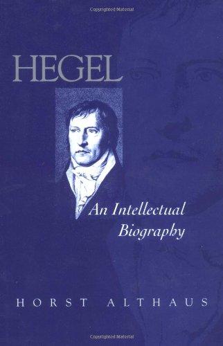 Hegel 9780745617817
