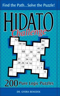 Hidato Challenge: 200 Pure Logic Puzzles 9780740781513