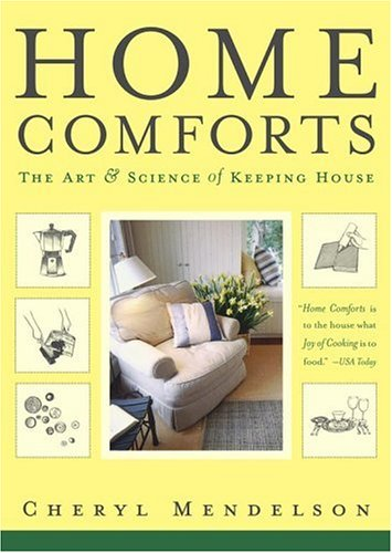 Home Comforts: The Art and Science of Keeping House 9780743272865