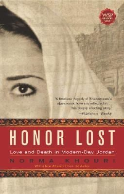 Honor Lost: Love and Death in Modern-Day Jordan 9780743448796