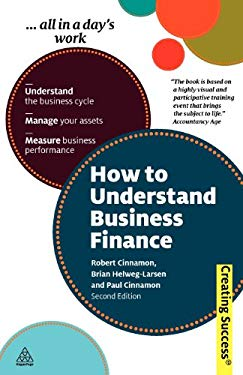 How to Understand Business Finance 9780749460419