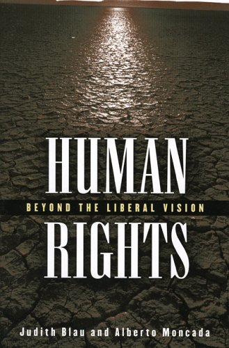 Human Rights: Beyond the Liberal Vision 9780742542433