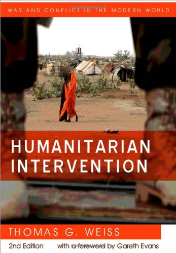 Humanitarian Intervention 9780745659817