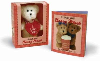 I Love You Beary Much [With Plush Bear]