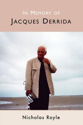 In Memory of Jacques Derrida 9780748632961