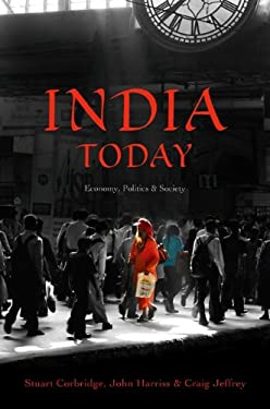 India Today: Economy, Politics and Society 9780745661124