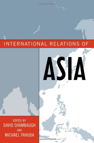 International Relations of Asia 9780742556966