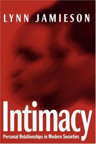 Intimacy 9780745615738
