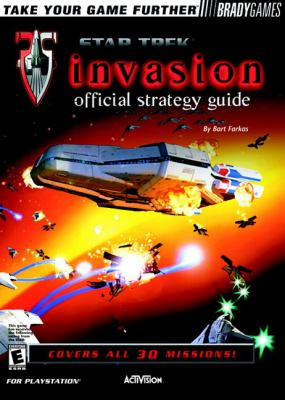 Invasion: Official Strategy Guide 9780744000023