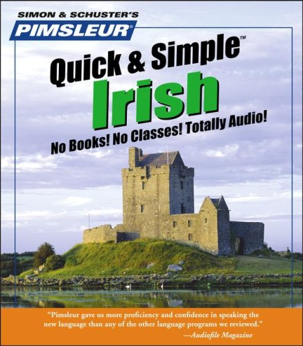 Irish, Q&s: Learn to Speak and Understand Irish (Gaelic) with Pimsleur Language Programs 9780743500159