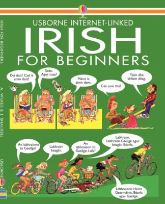 Irish for Beginners 9780746003831