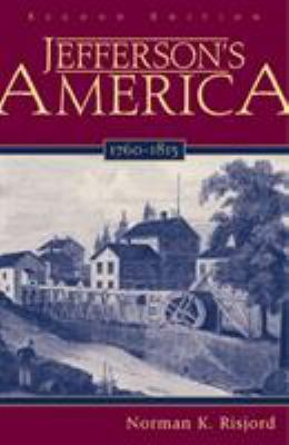 a biography of thomas jefferson by norman risjord