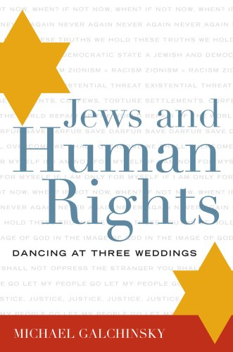 Jews and Human Rights: Dancing at Three Weddings 9780742552678