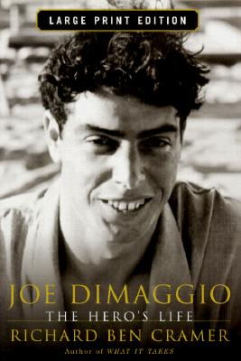 Joe Dimaggio LP: The Heros Life 9780743206389
