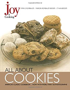 Joy of Cooking: All about Cookies 9780743216807