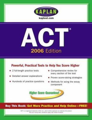 Kaplan ACT 9780743265645