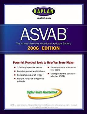 Kaplan ASVAB 2006 Edition 9780743265515