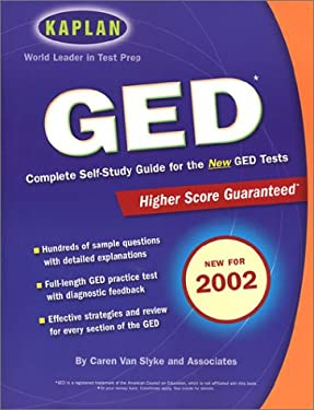 Kaplan GED, Fifth Edition 9780743215558