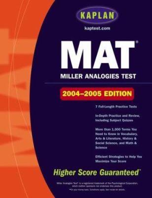 Kaplan Mat 9780743249065