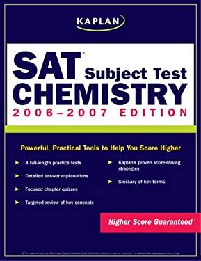 Kaplan SAT: Chemistry