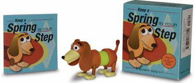 Keep a Spring in Your Step: A Slinky Dog Kit [With Mini Dog Slinky] 9780740763809