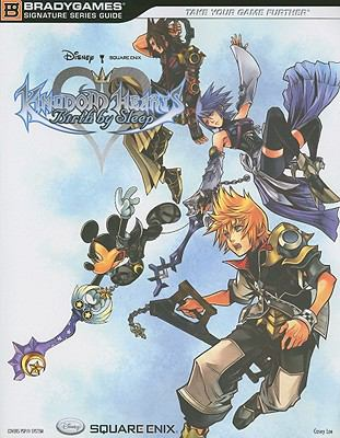 Kingdom Hearts: Birth by Sleep 9780744012392