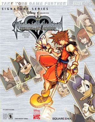 Kingdom Hearts Chain of Memories Official Strategy Guide 9780744004731