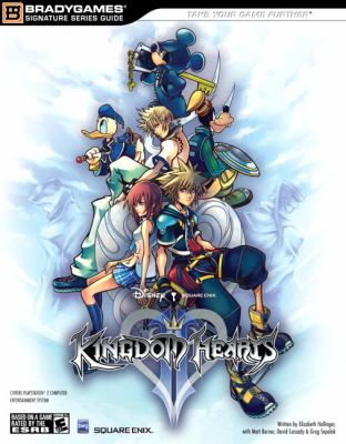 Kingdom Hearts II: Signature Series Official Strategy Guide 9780744005264