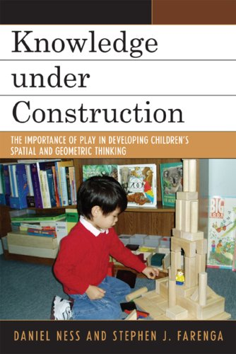Knowledge Under Construction: The Importance of Play in Developing Children's Spatial and Geometric Thinking 9780742547896