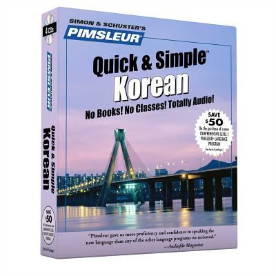 Korean, Q&s: Learn to Speak and Understand Korean with Pimsleur Language Programs 9780743536110