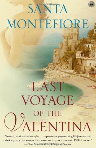 Last Voyage of the Valentina 9780743276863