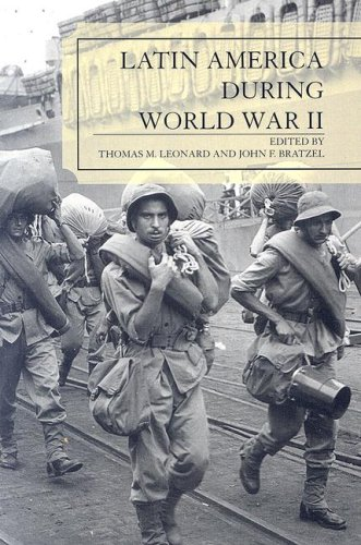 Latin America During World War II 9780742537415
